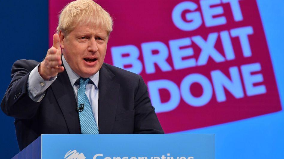 Brexiteer Boris Johnson: Schuld am Chaos sind immer die anderen