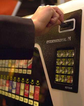 Zigarettenautomat: Umrüstung kostet Millionen