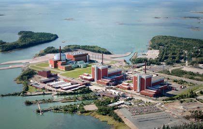 """Areva-Atomkraftwerk """"Olkiluoto 3"""": Künftig ein rein französisches Projekt?"""