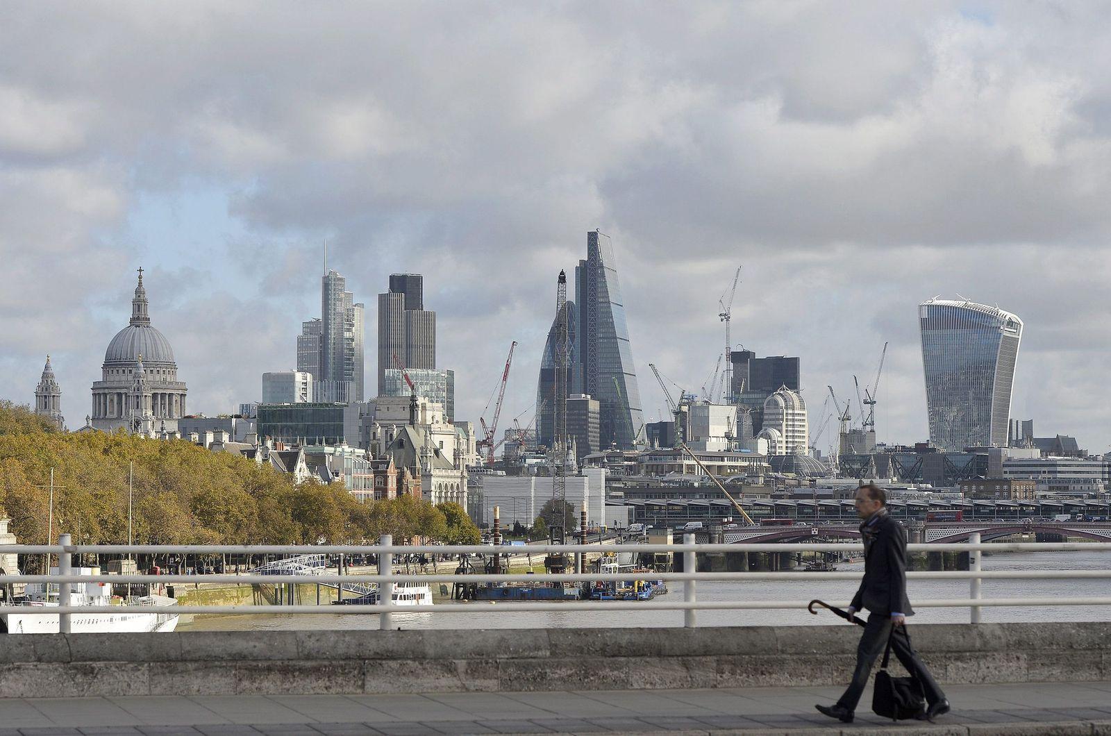 London / Finanzdistrikt