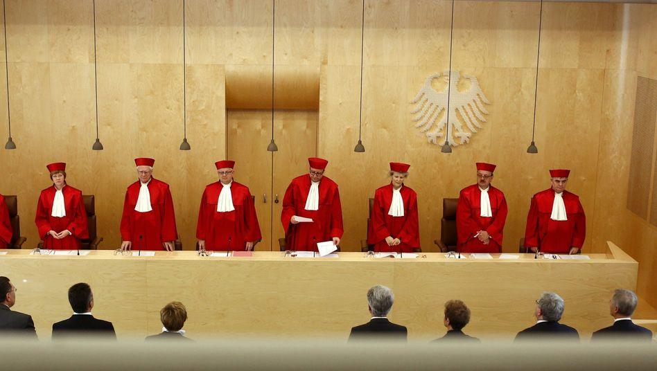 Bundesverfassungsrichter: Ausgekungelt im Geheimgremium