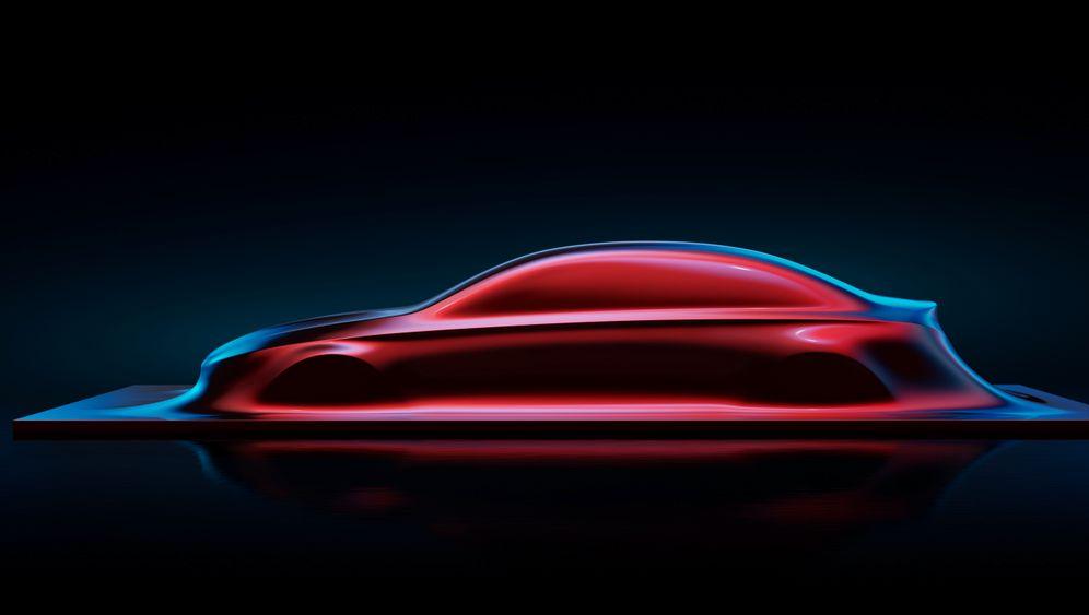 Generationswechsel angekündigt: Mercedes neue Formen