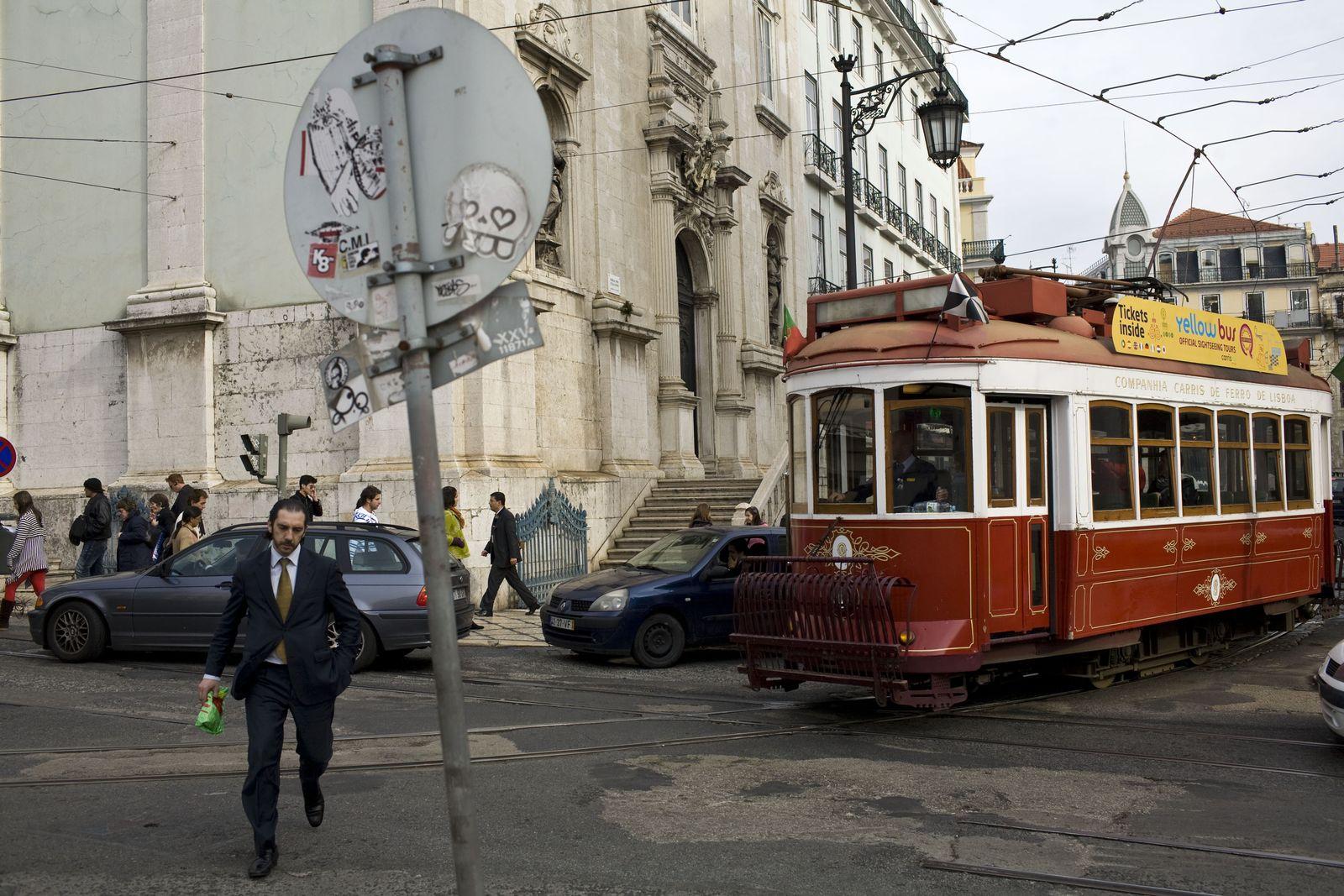 Portugal Financial Crisis