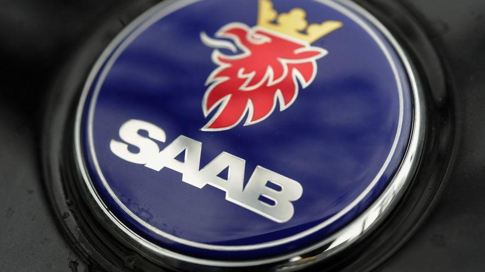 Saab-Firmenlogo: Die einstige Ikone des Autobaus wagt den Neustart