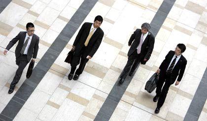 Japanische Aktionäre: Nun handelt die Bank of Japan