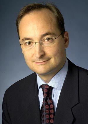 Aufsteiger: Morgan-Stanley-Deutschlandchef Notheis