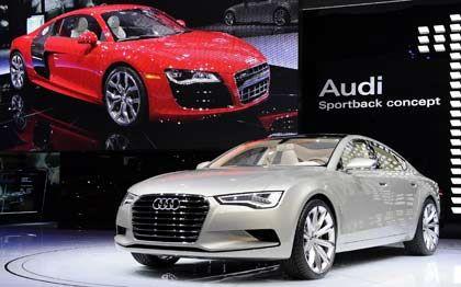 Tritt auf die Bremse: Audi legt Produktion in Ungarn zeitweise lahm