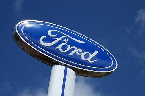 Überrascht die Analysten: Ford
