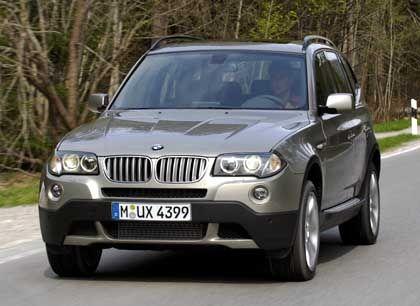 Beste Qualität:BMW-Geländewagen X3