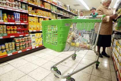 Supermärkte: SAP endeckt den Lebensmittelhandel