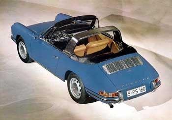 911 2.0 Targa (Modelljahr 1967)