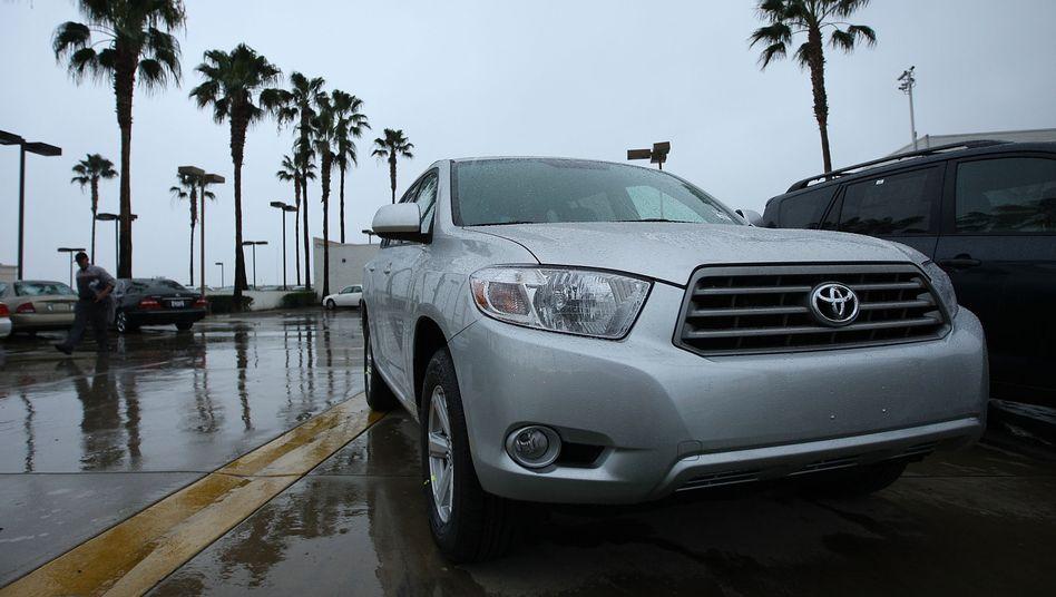 Toyota in Kalifornien: Der US-Markt hat für die Japaner einen hohen Stellenwert
