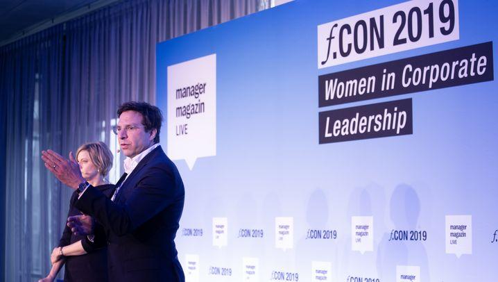 """mm-Konferenz f.con 2019: Frauen in Führung - """"Es ist es an der Zeit, dass Unternehmen etwas verändern"""""""
