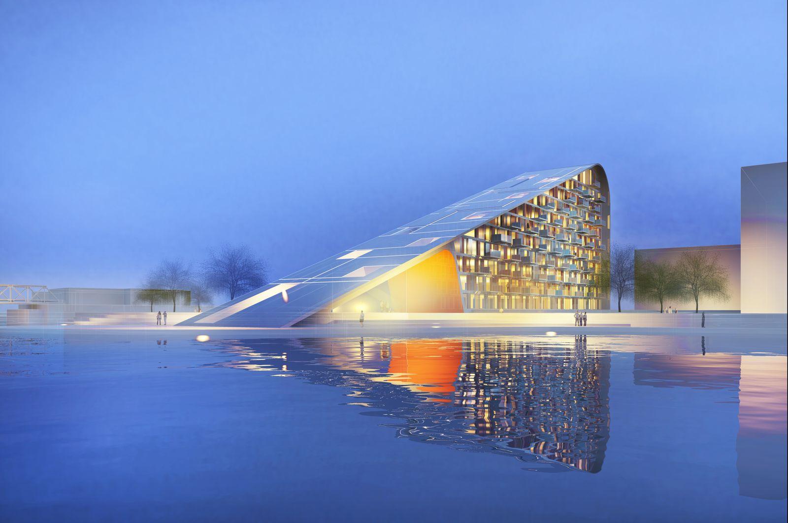 Dänemark / Solar Haus