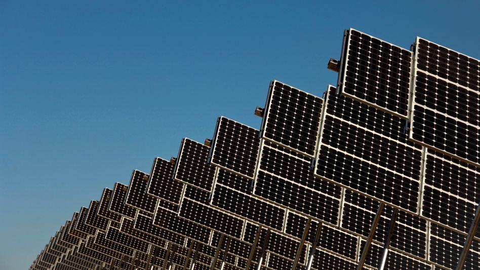 Solarkraftwerk im US-Bundesstaat Nevada: Steuererleichterungen bleiben bestehen