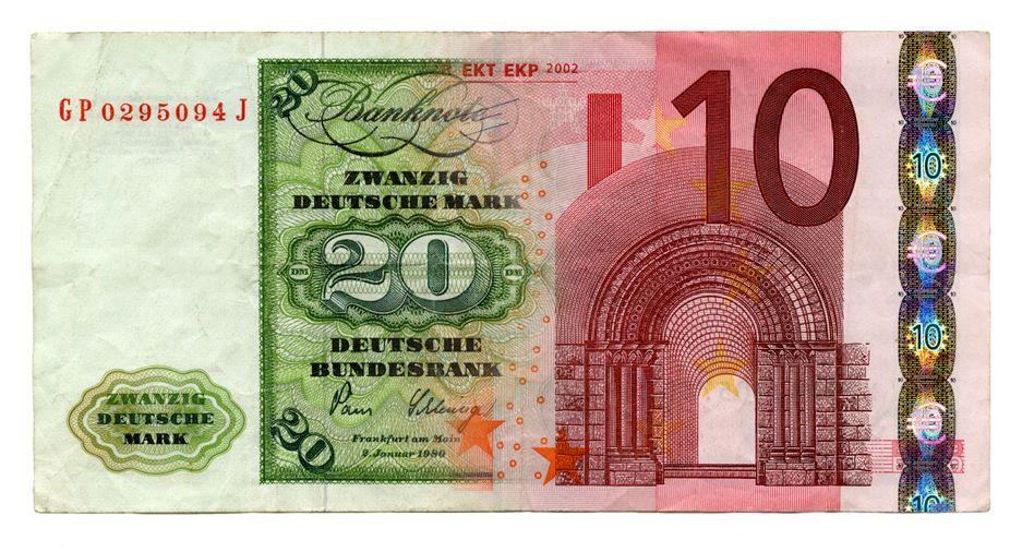 """Comeback der D-Mark: """"Der Euro muss die Währung bleiben, die den Bundesbürgern versprochen wurde - stabiles Geld"""""""
