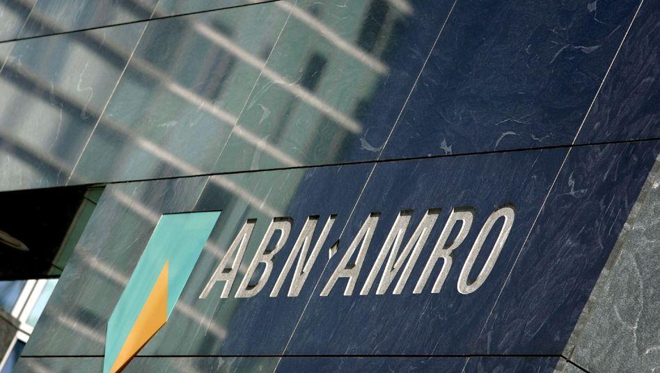 Jobabbau: ABN Amro in den Niederlanden