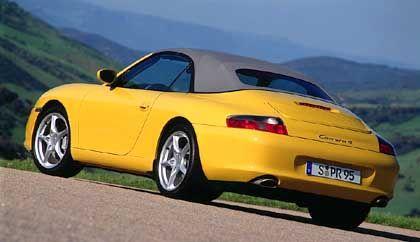 """911er Cabrio: """"Porsche und BMW sind praktisch Familienunternehmen"""""""