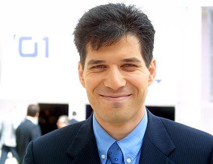 Shai Agassi (37): SAP-Vorstand für Produktentwicklung und Technologie, Branchenlösungen und Produkt- und Branchenmarketing