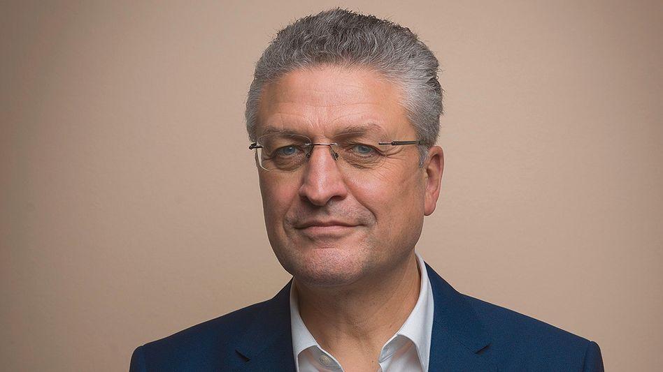 Lothar Wieler ist seit 2015 Präsident des Robert Koch-Instituts.