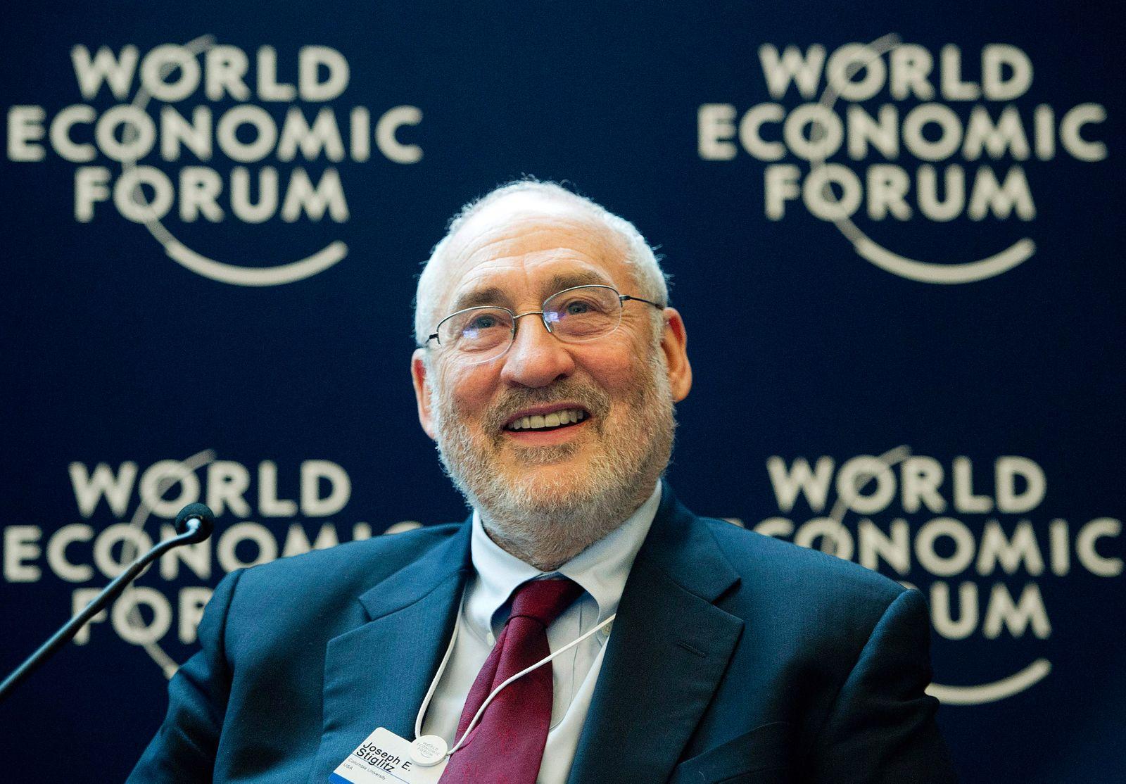 Davos-Quartett / Joseph Stiglitz