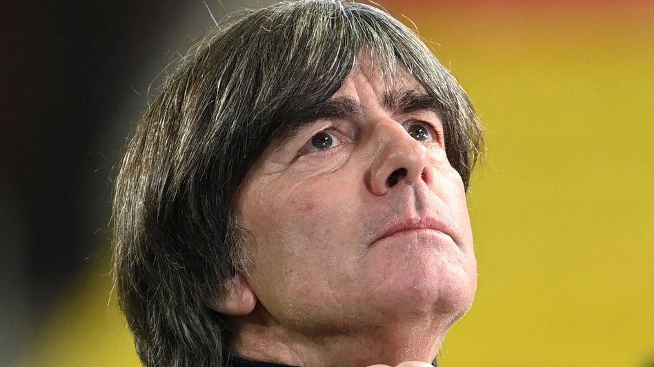 """Rücktritt nach 15 Jahren: Fußball-Bundestrainer Joachim Löw geht """"voll Stolz und Dankbarkeit"""""""