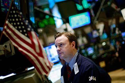 Auf brüchigem Fundament: Die US-Wirtschaft stabilisiert sich, doch der Einzelhandel bekommt die Probleme noch deutlich zu spüren