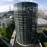 Dax-Dominator: Volkswagen-Werk in Wolfsburg