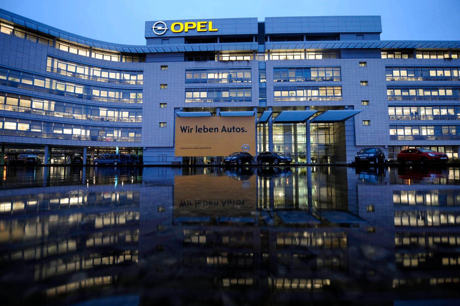 NICHT VERWENDEN Opel Ruesselsheim