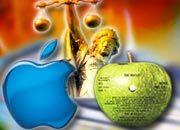 Namensgezänk: Bereits zum dritten Mal sehen sich die beiden bekannsten Äpfel der Welt vor Gericht