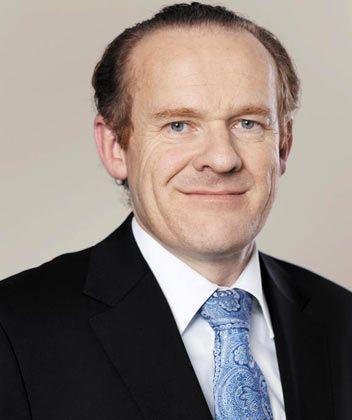 Räumt seinen Posten: Swiss-Life-Finanzchef Müller