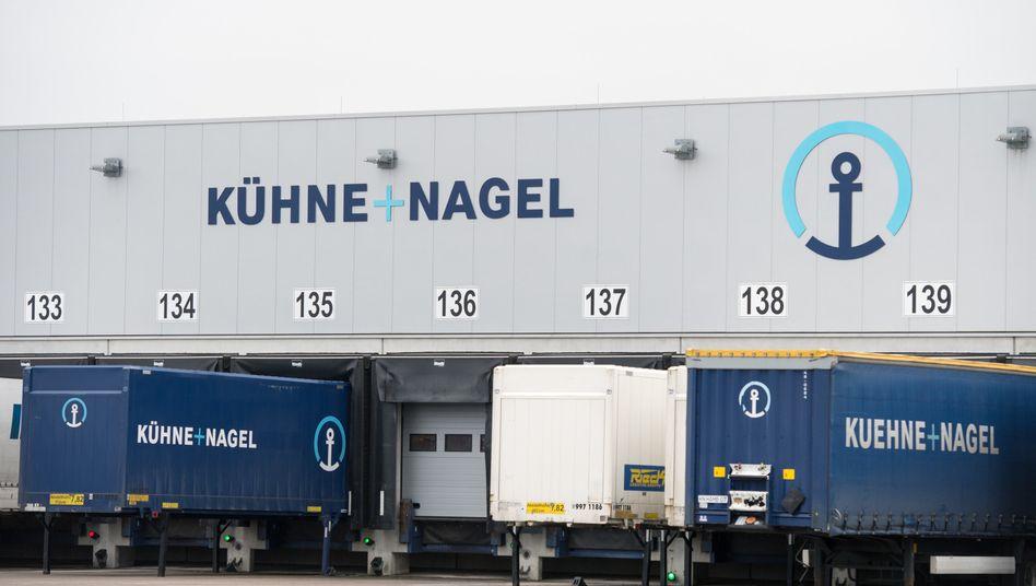 Von der Produktionsstätte bis zu den Verteilzentren: Kühne + Nagel soll fast die ganze Welt mit dem Moderna-Impfstoff beliefern