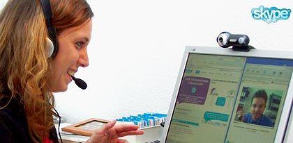 Internettelefonie: Die geringen Kosten und ein zunehmendes Angebot locken die Kunden