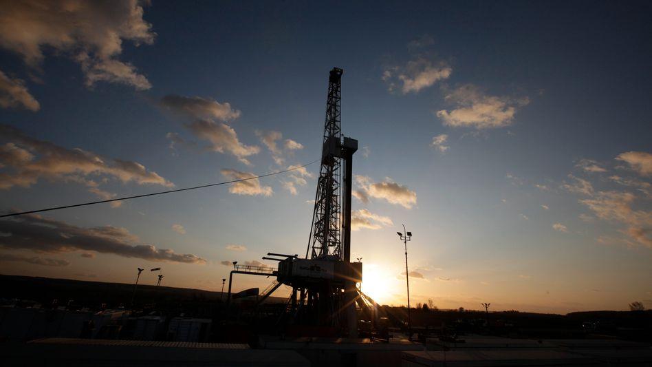 Bohrturm in Polen: Der Traum von Fracking im großen Stil ist vorerst geplatzt