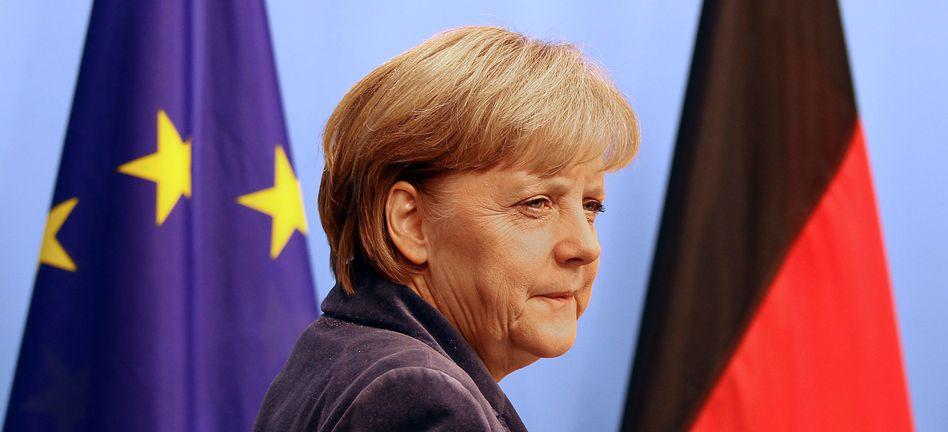 """Bundeskanzlerin Merkel: """"Ich glaube, dass wir noch viele Schritte gehen müssen"""""""