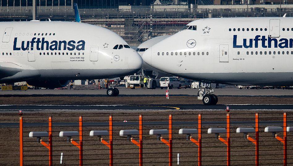 Lufthansa: Klage gegen No Show Passagier