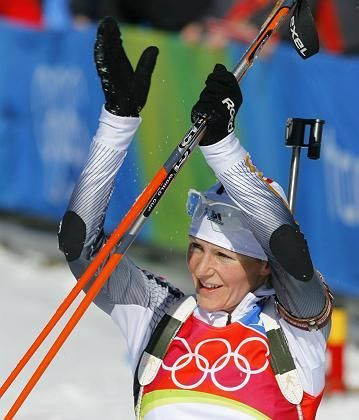 "Biathlon-Dritte Glagow: ""Das ist einfach Wahnsinn"""