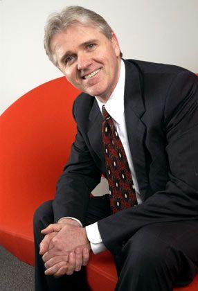 Bill Morrow: Seit zehn Jahren arbeitete er für Vodafone