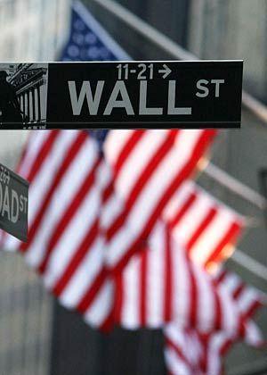 Wall Street: Viele Investmentbanken erhöhen ihre unsicheren Positionen