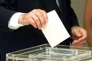 Veraltete Methode: Stimmagbabe per Wahlzettel