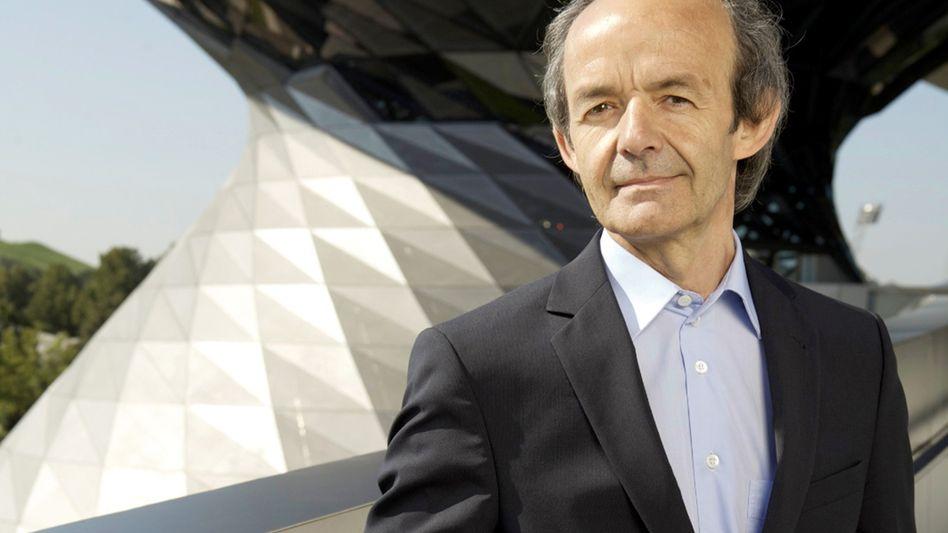 Ulrich Kranz: Vater von BMWs Project i