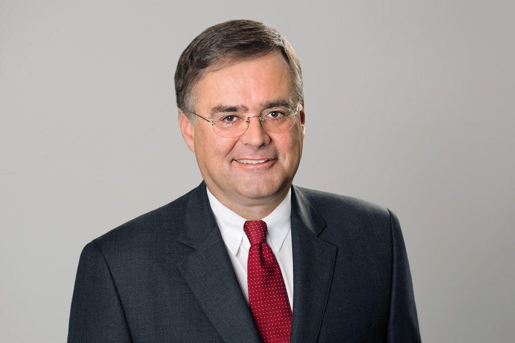 Aareal Bank Vorstand Wolf Schumacher