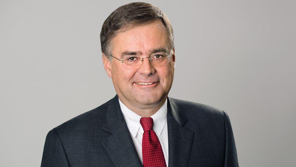 Wolf Schumacher: Vorstand der Aareal Bank