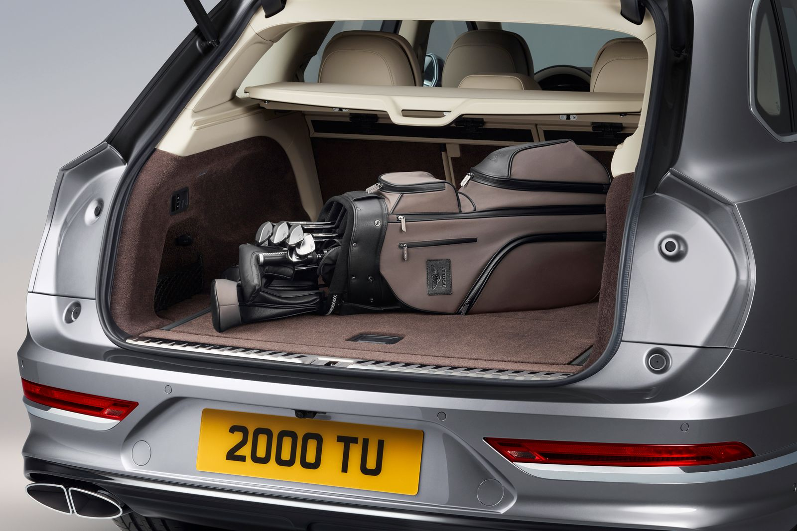 Bentley Bentayga / Kofferraum