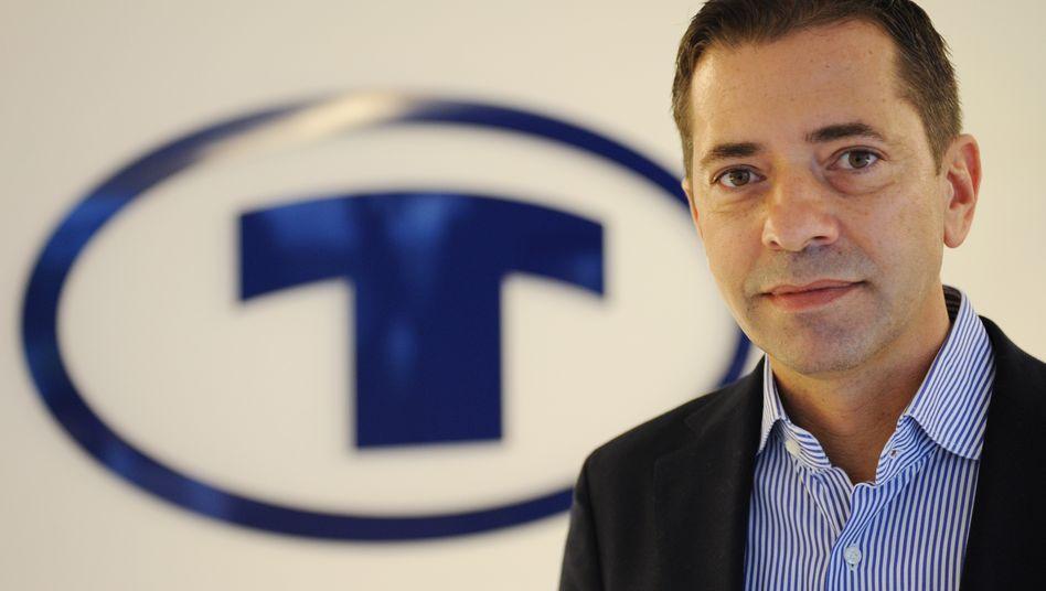 Dieter Holzer: Der Ex-Vorstandschef von Tom Tailor soll ab September Marc O'Polo nach vorne bringen