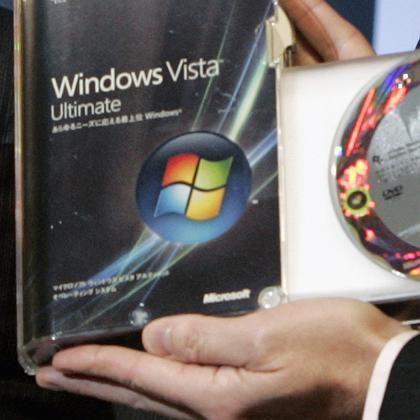 Fließender Übergang: Die Begeisterung für Windows Visa hält sich unter Nutzern in Grenzen
