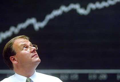 Steil aufwärts: So sehen die Börsianer den Dax-Chart am liebsten. Doch auch die anderen Indizes zeigten sich am Mittwoch in Bestform