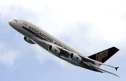 Kurs auf Wachstumsmarkt: Singapore Airlines steigt bei China Eastern ein