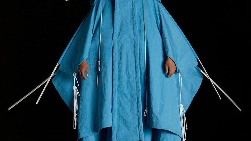 TENT TO GO Designer wie Craig Green machen das Zelt zum Anzug