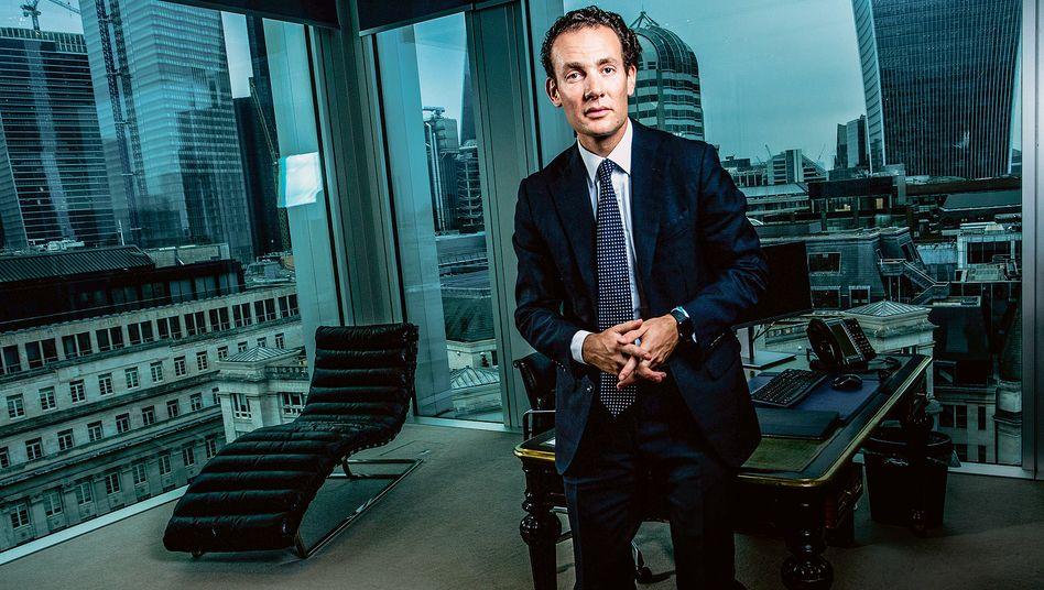 Jungdynast: Bankier Alexandre de Rothschild.